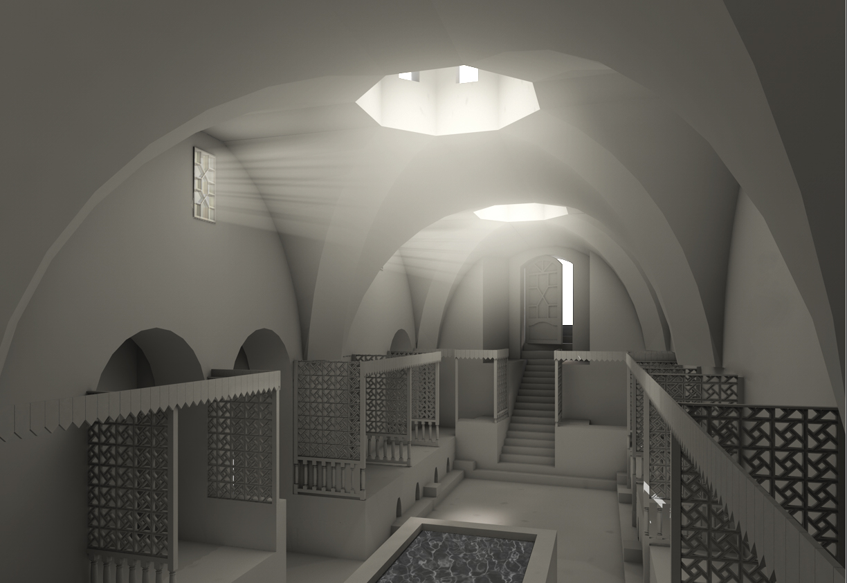3D Modelling – Recover Urban heritage